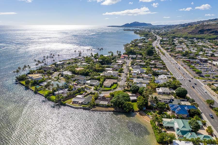 Oahu Aerial Photography